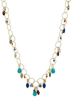 Chan Luu Stone Chain Necklace, 37""