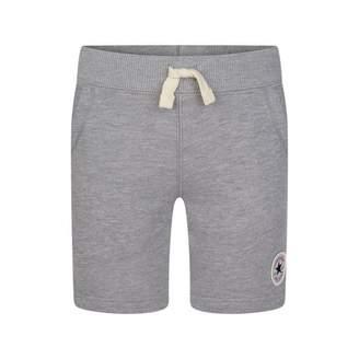 Converse ConverseBoys Grey Cotton Shorts