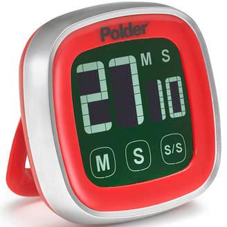Polder Inc. Digital Touch-Screen Timer