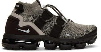 Nike Black Air VaporMax FK Utility Sneakers