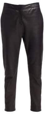 Sarah Leather Pants