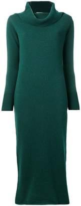 Fabiana Filippi knitted maxi dress