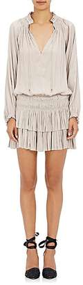 Ulla Johnson Women's Piera Drop-Waist Dress $495 thestylecure.com