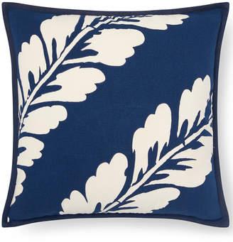 "Lauren Ralph Lauren Annalise Botanical 18"" Square Decorative Pillow Bedding"