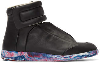 Maison Margiela Black Future High-Top Sneakers