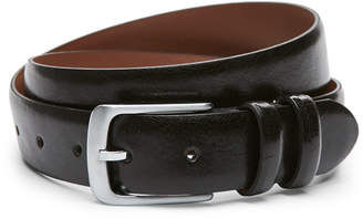 Bosca Leather Double Keeper Belt