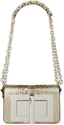 Tom Ford Small Python Natalia Shoulder Bag