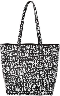 Balenciaga Everyday Xs Leather Tote