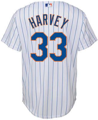 Majestic Kids' Matt Harvey New York Mets Replica Jersey, Big Boys (8-20)