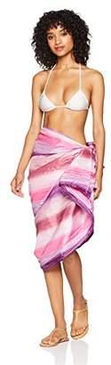 Sunset City Women's Beachwear Pareo Polyester Lightweight