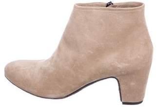 Roberto Del Carlo Suede Ankle Boots