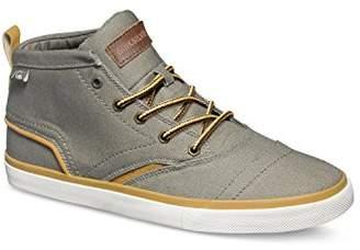 Quiksilver Men's Heyden Canvas Mid Top Shoe