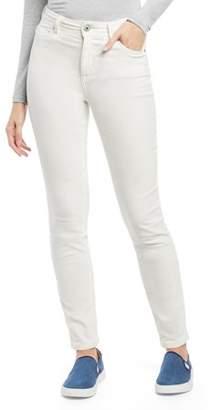 EV1 from Ellen DeGeneres Preston High Rise Stretch Velvet Jean Women's
