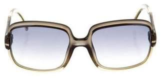 Gucci Translucent Logo Sunglasses