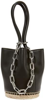 Alexander Wang Roxy Small Espadrille Bucket Bag