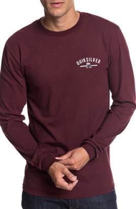 Quiksilver Simple Colour Long Sleeve T-Shirt