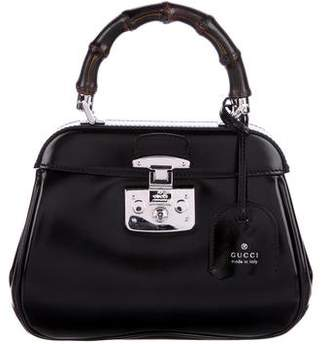 Gucci Lady Lock Mini Handle Bag w/ Shoulder Strap