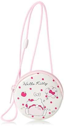 Hello Kitty (ハロー キティ) - [ハローキティ]ネックポーチ ネックポーチ キッズ シロ