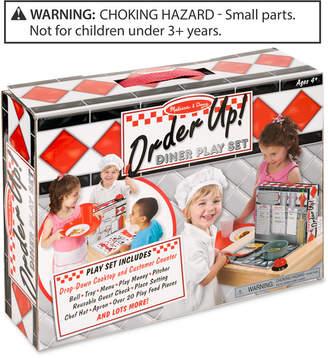 Melissa & Doug Kids' Order Up! Diner Play Set