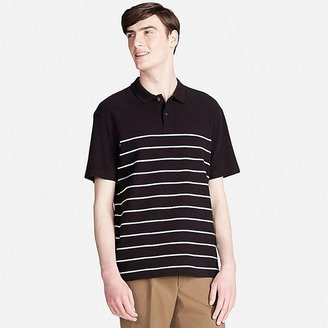 UNIQLO Men's Relaxed Fit Short-sleeve Polo Shirt $19.90 thestylecure.com