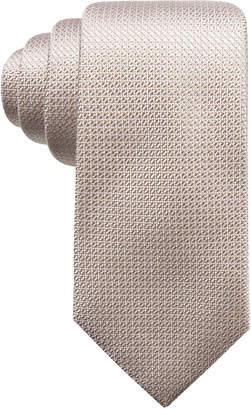 Tasso Elba Men's Texture Silk Tie