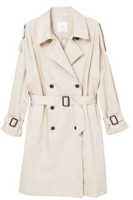 Mango Outlet Double breasted trench