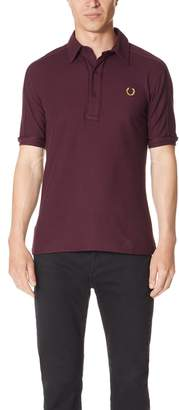 Fred Perry Miles Kane Piped Shirt
