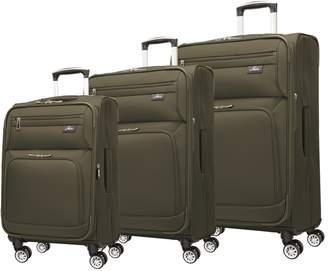 Skyway Luggage Sigma 5.0 3-Piece Spinner Luggage Set
