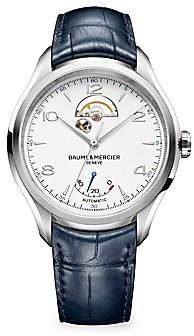 198ff263d8 Baume & Mercier Baume& Mercier Baume& Mercier Clifton Multi-Function Power  Reserve Watch