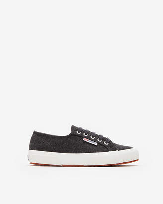 Express Superga Classic Wool Sneakers
