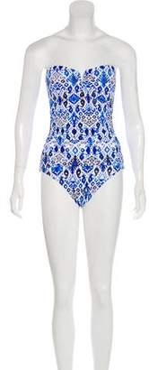 Tommy Bahama One-Piece Swim Suit