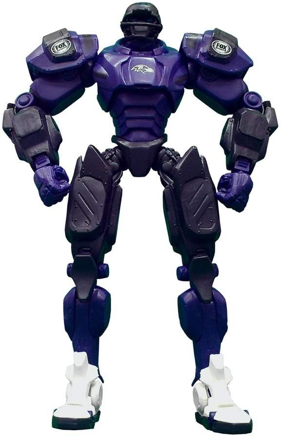 Kohl's Baltimore Ravens Cleatus FOX Sports Robot Action Figure
