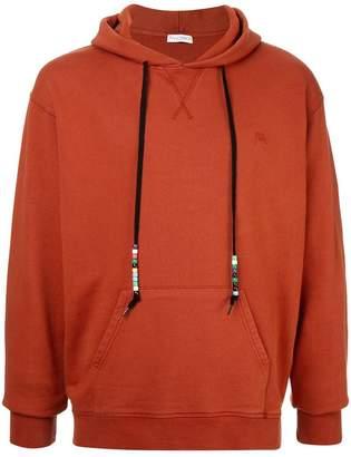 J.W.Anderson beaded drawstring hoodie
