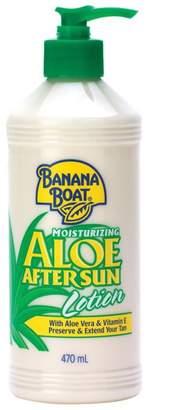 Banana Boat Aloe Vera After Sun Lotion 470ml