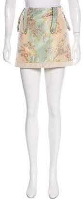 Alexander McQueen Ireren Runway Skirt