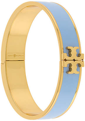Tory Burch front logo bracelet
