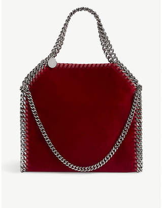 at Selfridges · Stella McCartney Black Falabella Faux-Leather Tote Bag c942ec8211