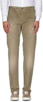 Incotex Red Casual pants - Item 36814442JE