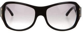 Jimmy ChooJimmy Choo Embellished Square Sunglasses