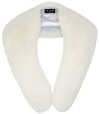 Harrods Large Fox Fur Roll Collar