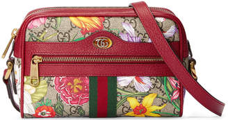Gucci Ophidia Mini GG Flora Crossbody Bag