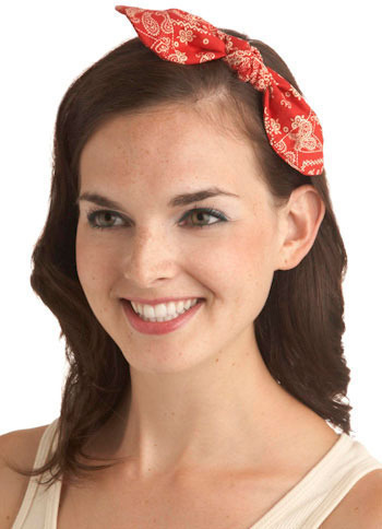 Bow-dana Headband