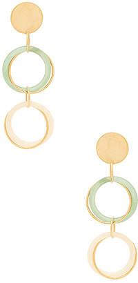 Paradigm Interlock Earrings