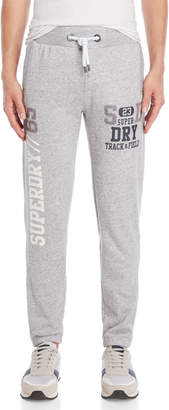 Superdry Grey Trackster Lite Joggers