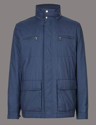 Marks and Spencer Padded 4 Pocket Jacket with StormwearTM