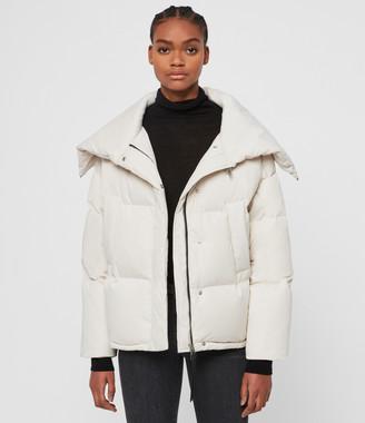 AllSaints Piper Puffer Coat