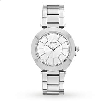 DKNY NY2285 Ladies 2.0 Silver Tone Watch