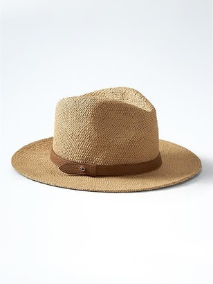 Natural Straw Hat $48 thestylecure.com