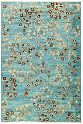 "Solo Rugs Eclectic Area Rug, 9' 2"" x 6' 2"""