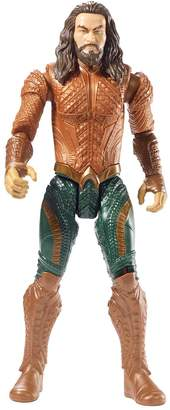 Justice League True-Moves Series Aquaman Figure
